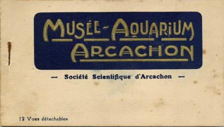 La couverture du carnet édité par la Société scientifique