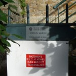 La nouvelle signalisation d'un Aquarium convoité