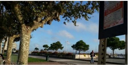 Le projet prévoit un ensemble immobilier de 11 200 m² sur le Petit port© PHOTO  PATSOURIS DAVID