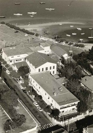 Le Musée-Aquarium en 1968