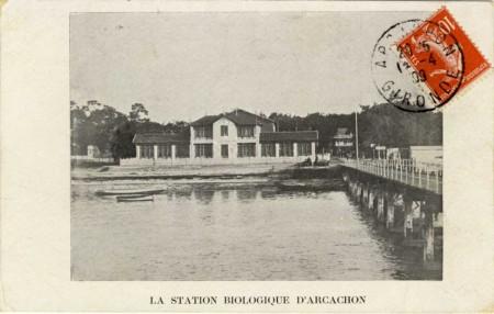Le Musée Aquarium au début du siècle dernier