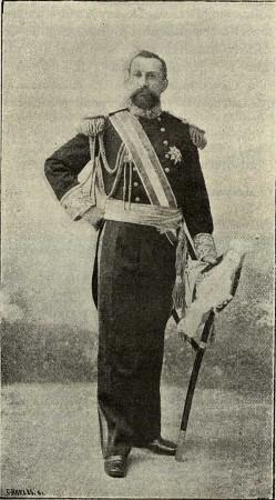 Le Prince Albert Ier de Monaco