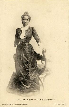 La reine Ranavalo