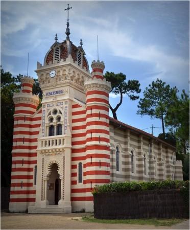 Chapelle de la villa algerienne - Photo Marion B. (1) (Cliquez sur la photo pour l'agrandir)